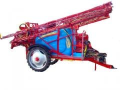 MAKSUS 2000 sprayers