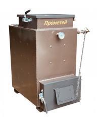 Шахтный котел Прометей - 25 кВт. Длительного горения!