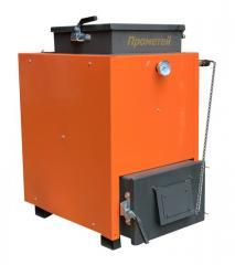 Шахтный котел Прометей ЛЮКС - 12 кВт. Длительного горения!