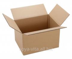 Gofroyashchiki, boxes from the three-layered