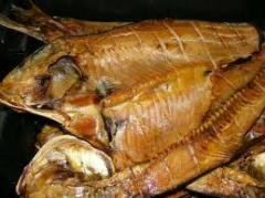 Рыба холодного копчения толстолоб
