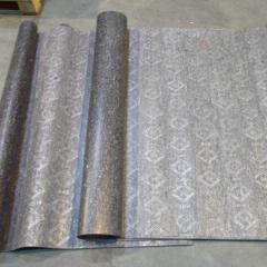 Паронит лист армированный сеткой ПА 2,0х1500х2000 мм ГОСТ 481-80