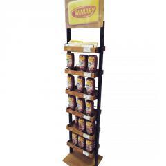 قفسه قفسه بندی برای فروشگاه