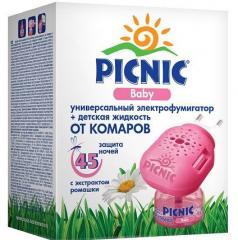 Picnic Baby Комплект: электрофумигаторы