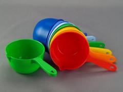 Ladles for water plastic. WHOLESALE, Delivery