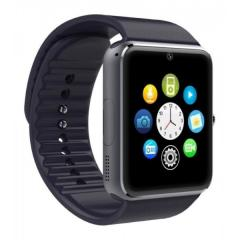 Smart Watch GT08,  Sim card + камера,  black