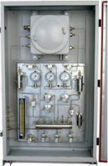Шкаф РГД (регулировки давления газа)