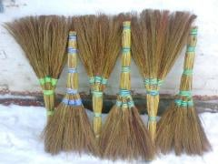 Sorghum broom premium