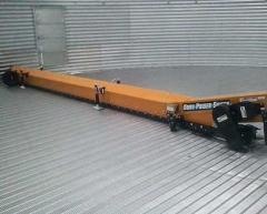 Cleanup conveyor scraper