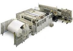Оборудование для производства полотенец бумажных
