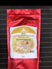 Шрот Кунжута белого клетчатка 250 грамм