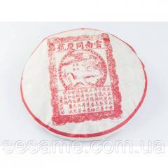 "Чай шу пуэр ""Лошадь и Дракон"" 357гр. (Китай)"