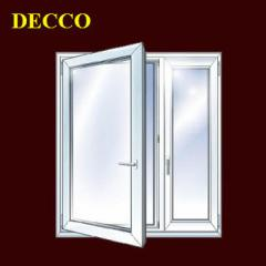 Окна металлопластиковые DECCO, окна DECCO
