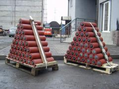 Rollers for conveyer belts from the Producer