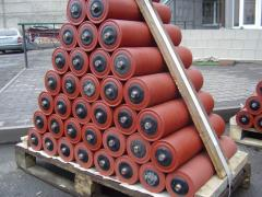 The producer of rollers for conveyer belts,