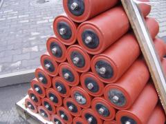 Rollers for the conveyor Producer of Rollers for