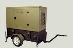 Elektrik Santrali jeneratör TIW-40