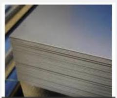 Polished corrosion-proof sheet AISI 304
