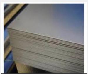 Polished leaf corrosion-proof AISI 304 2Х1250X2500