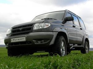 Автомобили легковые внедорожники, УАЗ 3163,