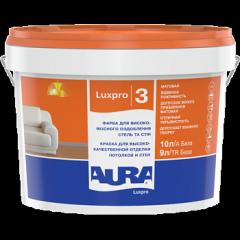 Краска Aura Luxpro 3 10 л.