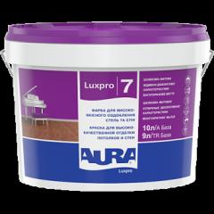 Краска Aura Luxpro 7 10 л.