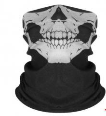 Маска защитная шарф накидка повязка на шею для