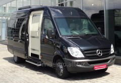 Armored cars VIP MB Sprinter 519