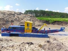 NSS 400/20-F dredge available