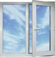 Double-glazed windows are energy saving