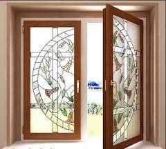 Windows horizontal oar metalplastic in Vinnytsia