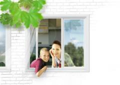 Rotary and folding metalplastic to buy windows in