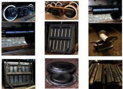 Spare parts for goods' cars