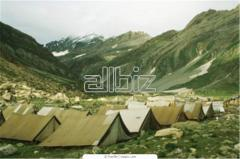 Order army tarpaulin tents wholesale and retail