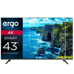 Телевізор Ergo 43DUS6000 Чорний