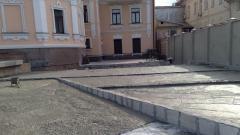 Porous concrete production sale delivery Kiev