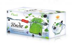 """Phytotea of """"India"""" in bags"""