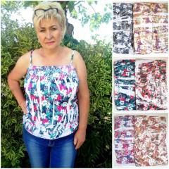 Women's sleeveless tops