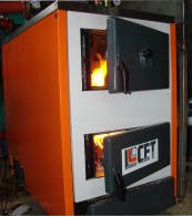 Copper with automatic supply of SET fuel