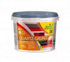 Адгезійна грунтовка універсальна Quartz-grunt