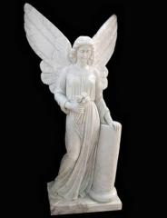 Sculptures from granite, memorials, complexes from