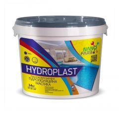 Гідроізоляційна мастика Hydroplast Nanofarb...