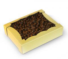 Кукурузные палочки в шоколаде