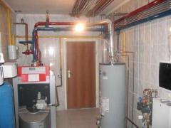 Оборудование газовое для отопления