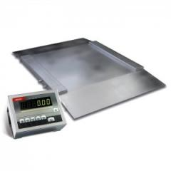 Scales nayezdny 4BDU300H-100*1000 corrosion-proof