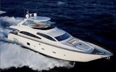 The yacht motor Abacus 86 2005 to buy sale