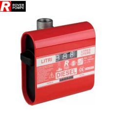 Mechanical flowmeters for foodstuff and diesel