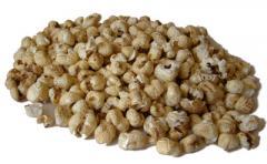 Воздушные (взорванные) зерна кукурузы. Попкорн.