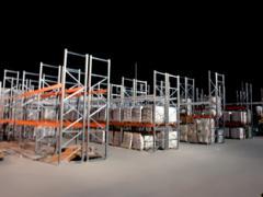 Racks, racks metal, racks for a warehouse, racks