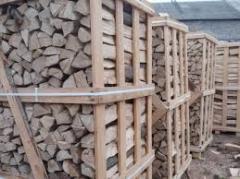Дрова, купить дрова колотые из бука,